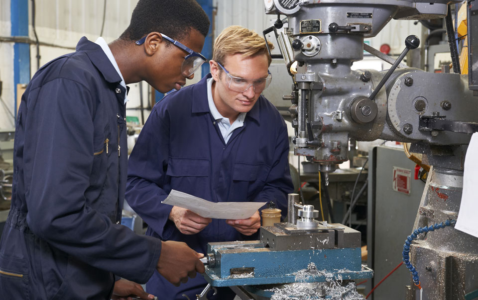Learn About the Manufacturing Sector